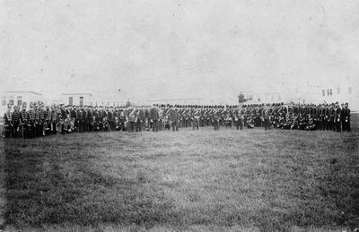Oamaru Garrison Band, Navals, Queen's Rifles, Oamaru Rifles