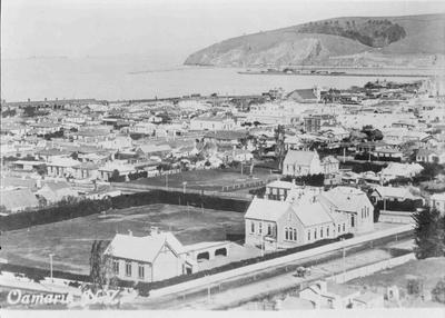 Elevated View, Oamaru