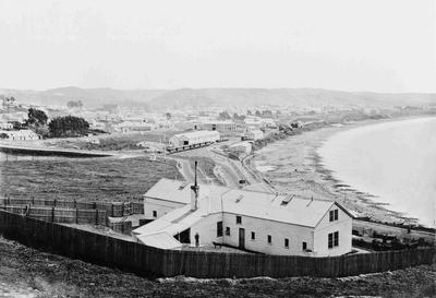 Immigration barracks, Oamaru