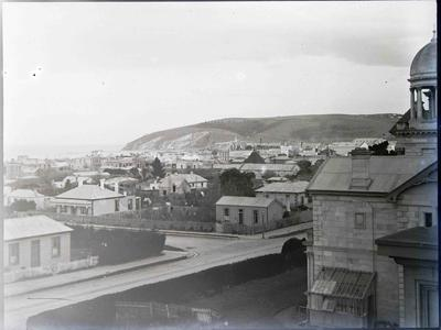 Oamaru view south east from Basilica