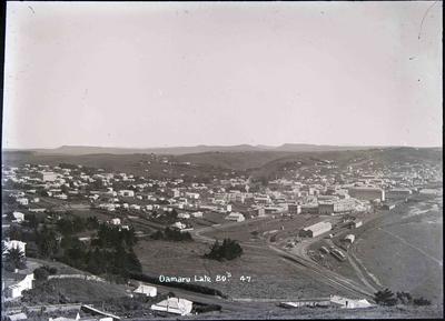 Oamaru Late 1880s