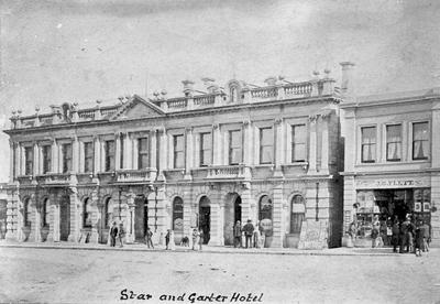 Star and Garter Hotel, Oamaru