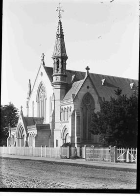 St Paul's Presbyterian Church, Coquet Street Oamaru