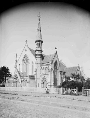 St Paul's Presbyterian Church, Coquet Street Oamaru