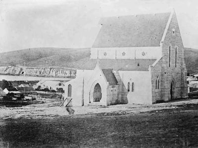 St Luke's Anglican Church, Oamaru