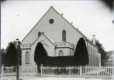 Oamaru Baptist Church, Severn Street
