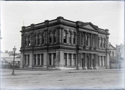 Oamaru Athenaeum and Mechanics' Institute [North Otago Museum], Thames Street, Oamaru