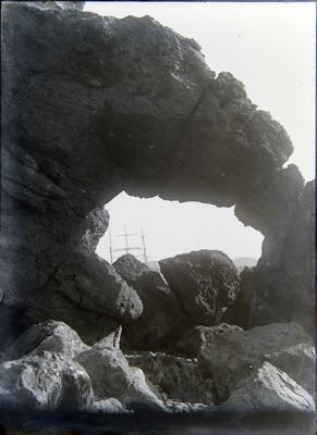 Natural Archway. Cape Wanbrow Oamaru