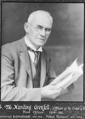 S M Harding Grenfell.