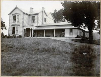 Bushey Mansion