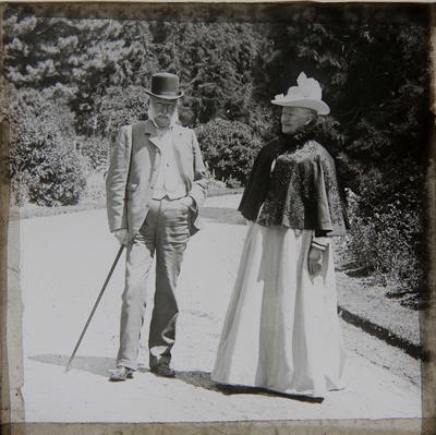 Agnes and John Reid