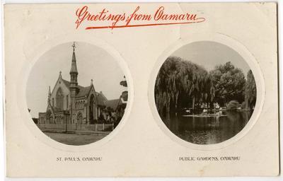 Greetings From Oamaru