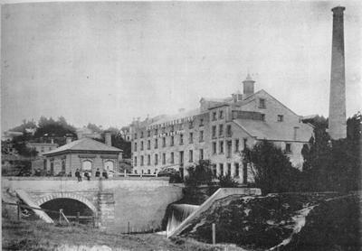 Crown Roller Mills