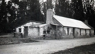 Old Building and Butchery