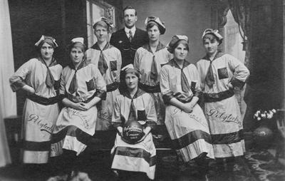 Polytechnic Women's Soccer Team