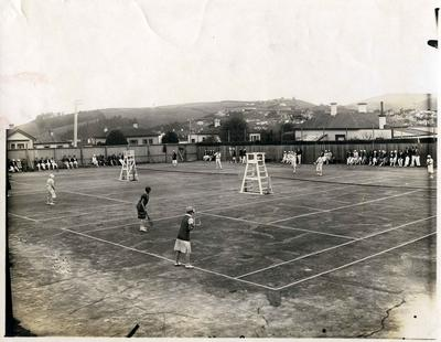 Hill Tennis Courts