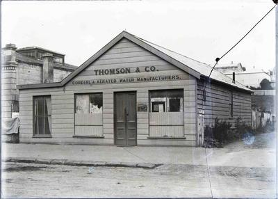 Thomson & Co, Cordial & Aerated Water Manufacturers