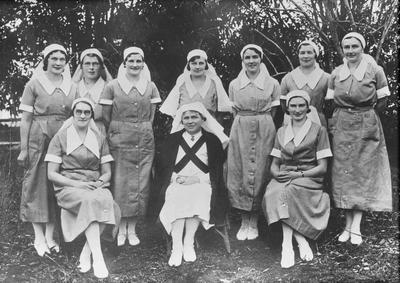 Oamaru Hospital Nurses Graduation