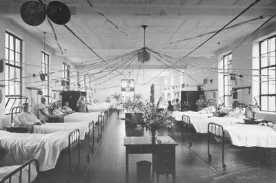 Men's ward, Oamaru Hospital