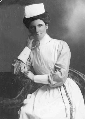 Clark, Nurse Isabel; ; 3610P