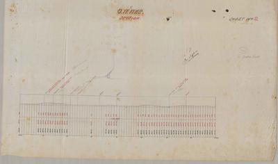 Oamaru Waterworks. Section. Sheet number 2 [Awamoko Section].