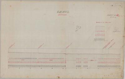 Oamaru Waterworks Section. Sheet number 2 [Black Point Section].