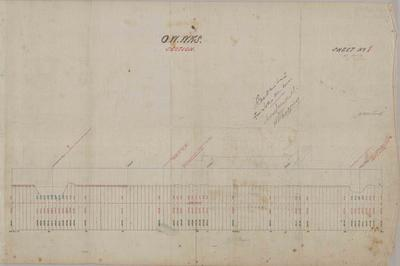 Oamaru Waterworks Section Sheet number 1 [Papakaio Section].
