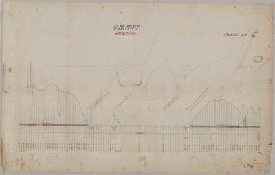Oamaru Waterworks Section. Sheet number 2 [Landon Contract].