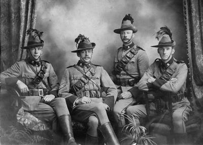 Waitaki Mounted Rifles
