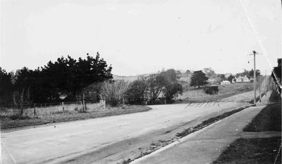 Upper Tyne Street, 1937.