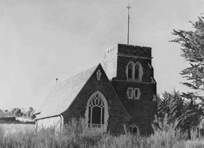 Maheno Anglican church
