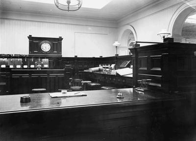 Office. John Bulleid and Co.