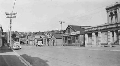 Tyne Street, c.1940.