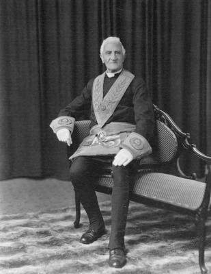 Archdeacon J D Russell