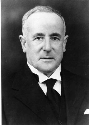 Frank Milner, Rector Waitaki Boys' High School 1906-1944.