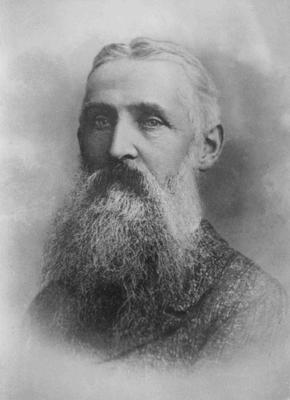 William Jukes Steward. Mayor of Oamaru 1876-1879.