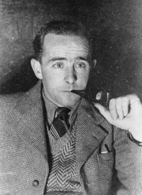 Neville F Turner, c. 1940s.