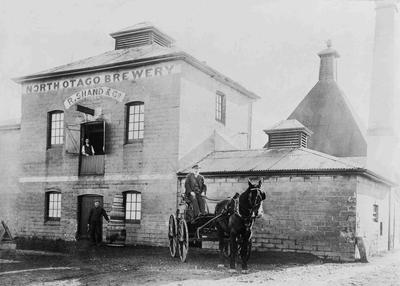 North Otago Brewery. R Shand & Co. est.1876