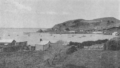View, Moeraki Centenary Dec 26-28 1936