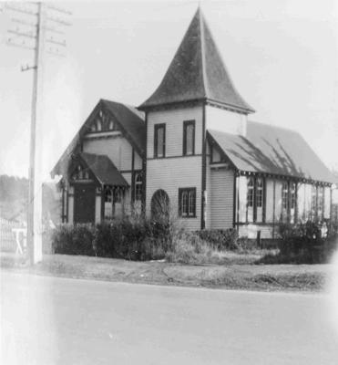 Church, North Otago