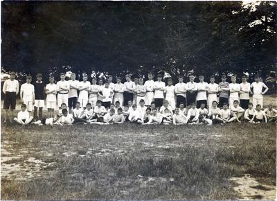 Boys at Waitaki Boys' High School
