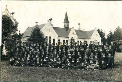 Waitaki Boys' High School boarders