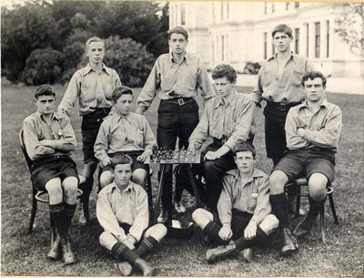 Waitaki Boys' High School chess team