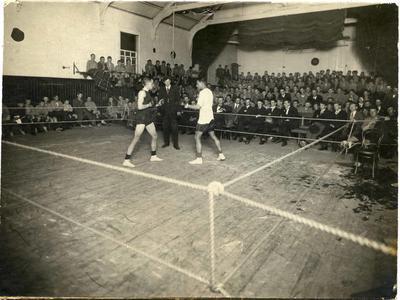 Waitaki Boys' High School boxing