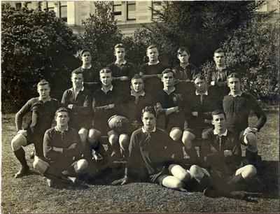 Waitaki Boys' High School First Fifteen rugby team