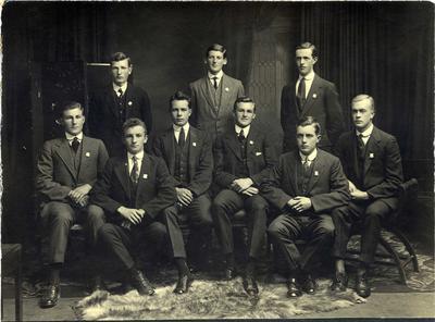 Waitaki Boys' High School prefects