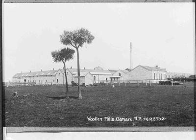 Woollen Mills Oamaru