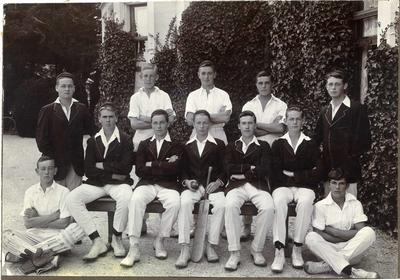 Waitaki Boys' High School cricket team
