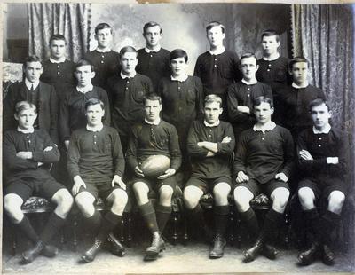 Waitaki High School First Fifteen rugby team