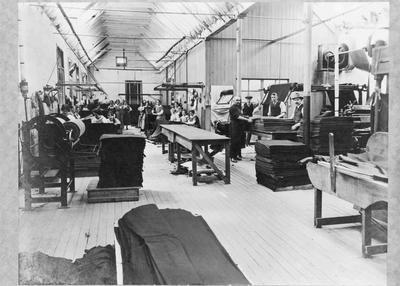 Oamaru Woollen Mills (from 1961, Alliance Textiles Ltd).